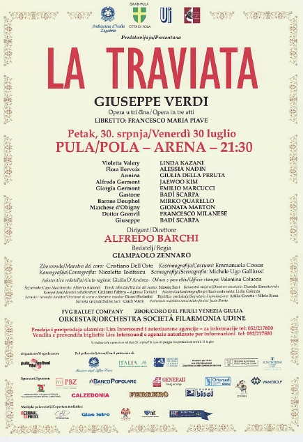 La Traviata - Arena di Pola